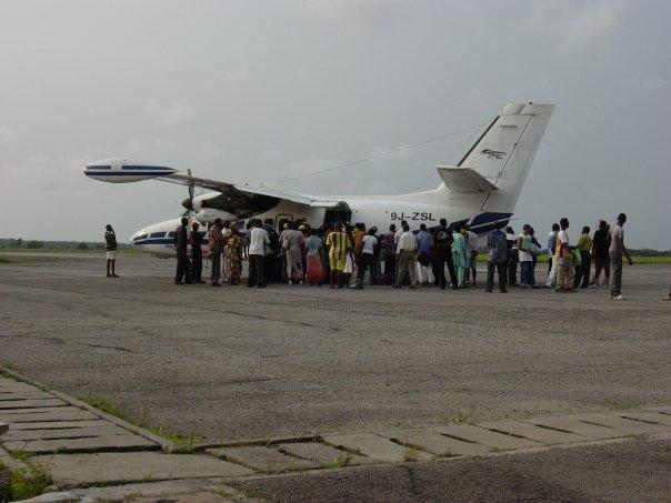 Port Gentil,Gabon 2002