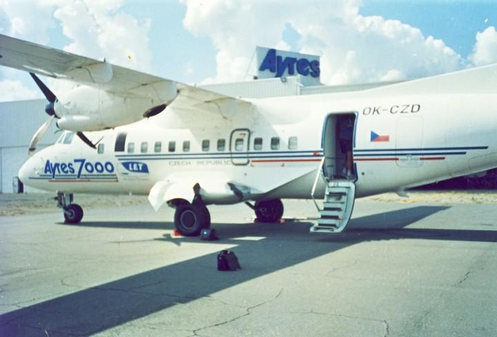Po předvádění v Jižní Americe byl letoun přelétnut do Albany (KABY), kde je v areálu firmy Ayres patrně dodnes